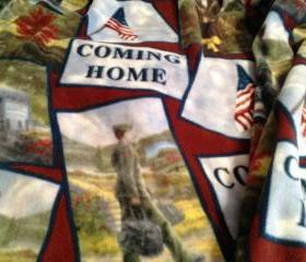 Coming Home Blanket